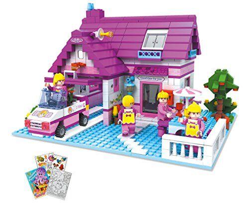 Lego Friends 41037 Stephanies Beach House 365 Pcs Products I