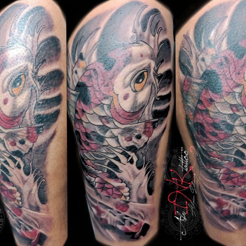 4472e76bd Tattoo uploaded by alvink tattoo | 1016609 | Tattoodo | รอยสัก | รอยสัก