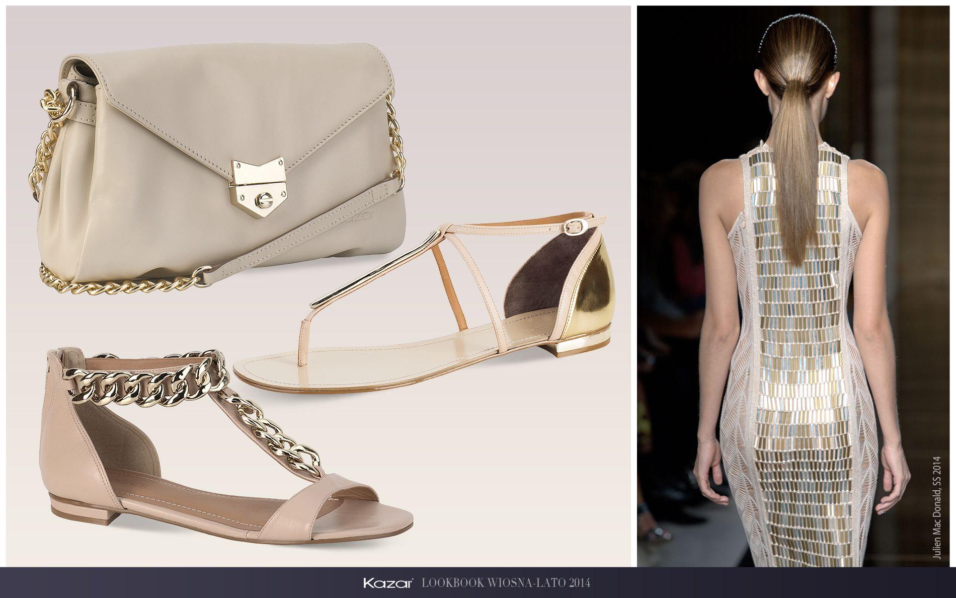 Kazar Moja Inspiracja Amp Metaliczny Blask Kazar Fashion Footwear Shoes