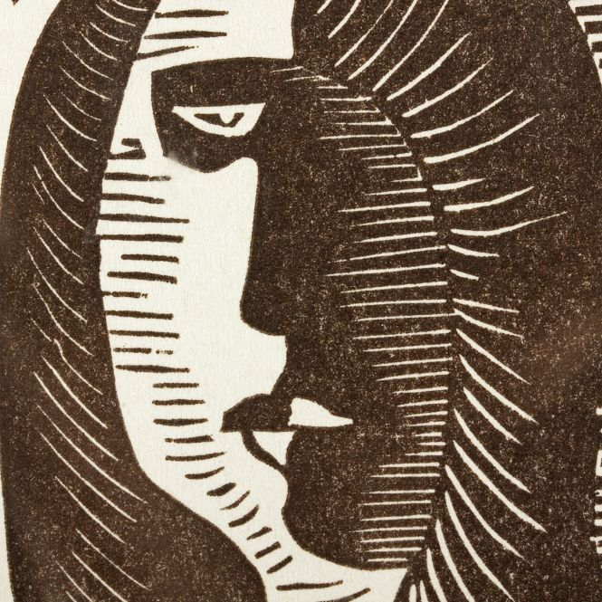 © Henri Matisse - Gravure