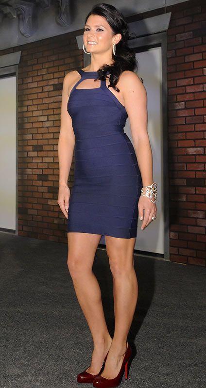 Danica Patrick Naked Gagreport Celebrity Eva Mendes