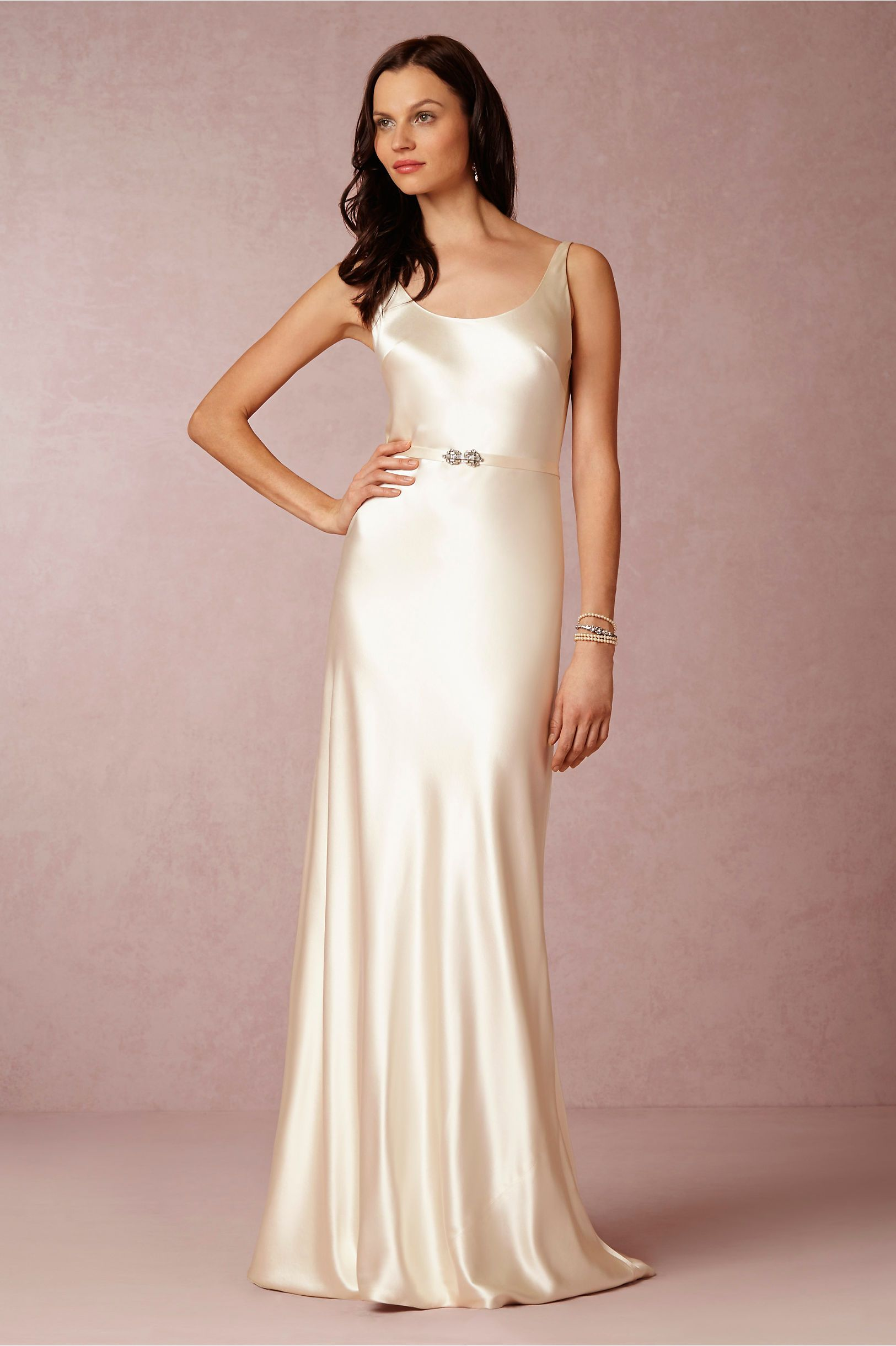 Marlowe Gown by Johanna Johnson for @BHLDN   Black Tie Wedding ...