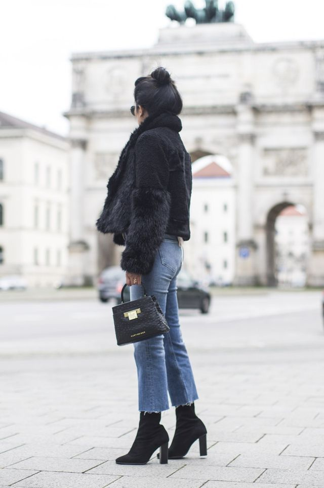 Outfit | At the Siegetor, Munich