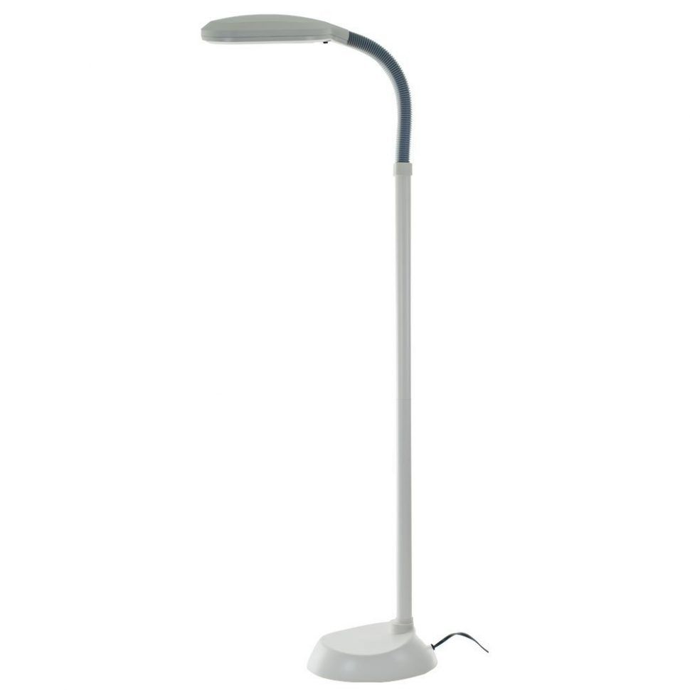 floor natural sunlight indoor lamp p in lamps the depot silver home