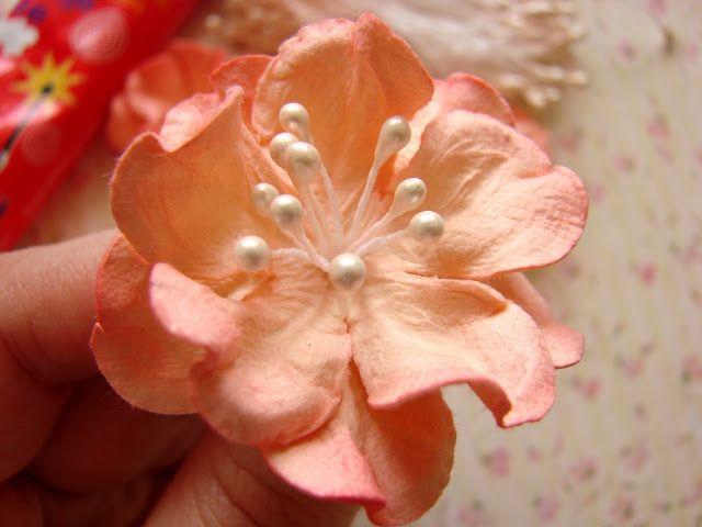 Borowkowy Craft Kacik Kurs Na Kwiatki Z Papieru Czerpanego Handmade Flowers Paper Paper Flowers Paper Flowers Diy