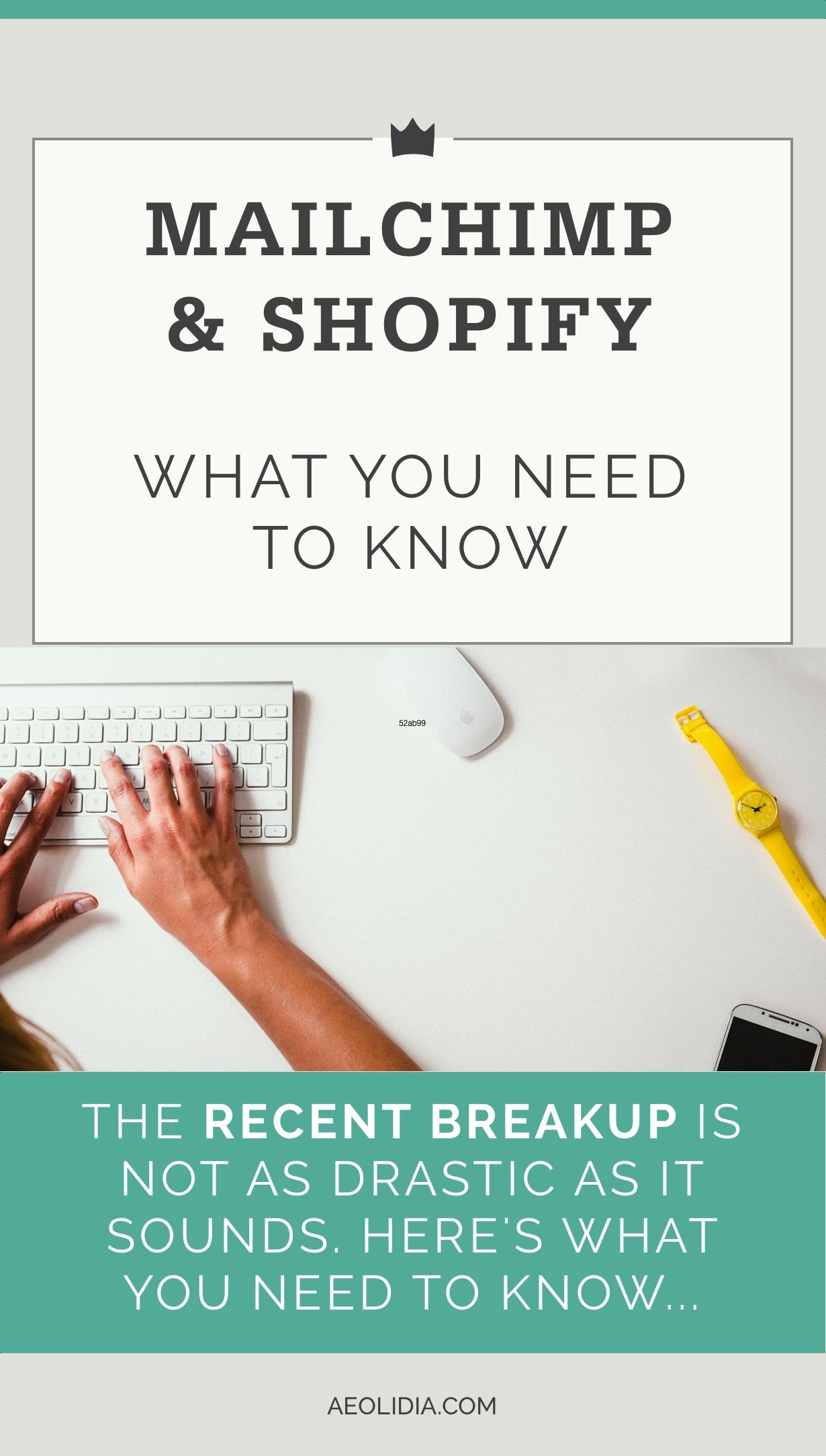 The MailChimp and Shopify Breakup What You Need To Know