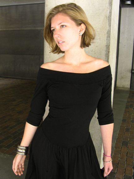 Off Shoulder 3 4 Sleeve Tie Dress Dresses Tie Dress Off Shoulder