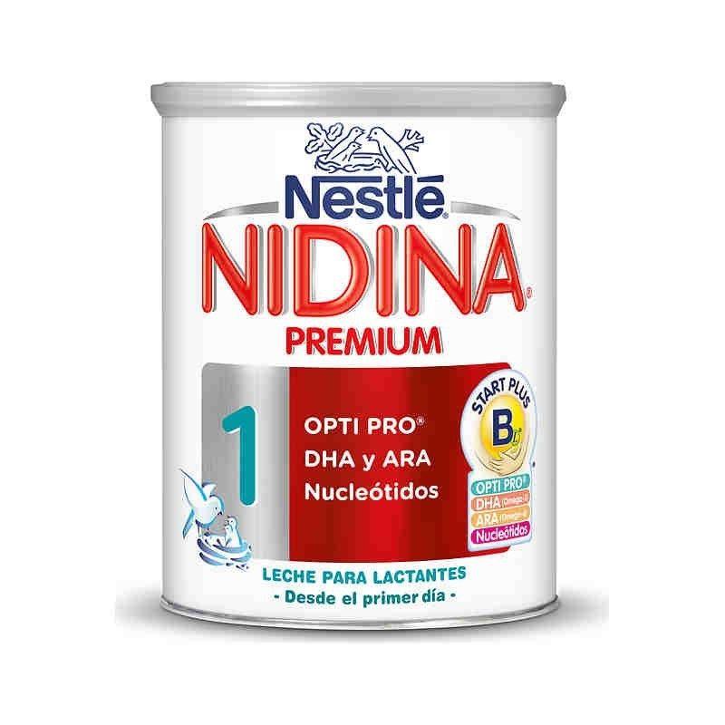Pin En Leche Nidina