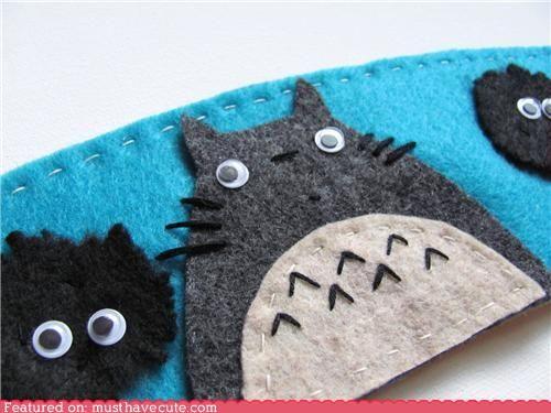 i always love Totoro...