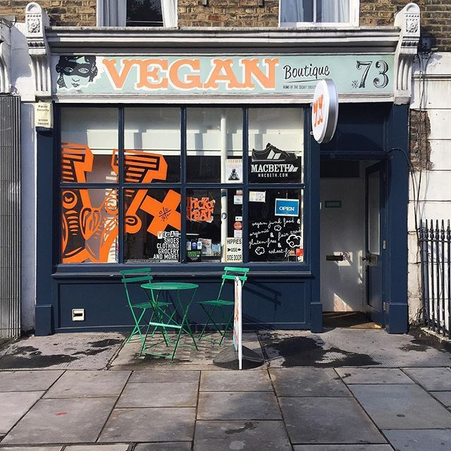 Secret Society Of Vegans Boutique Junk Food Take Away 73 Caledonian Rd London Ssov Located Very Close To Ki Vegan Junk Food Vegan Tshirt Vegan Boutique