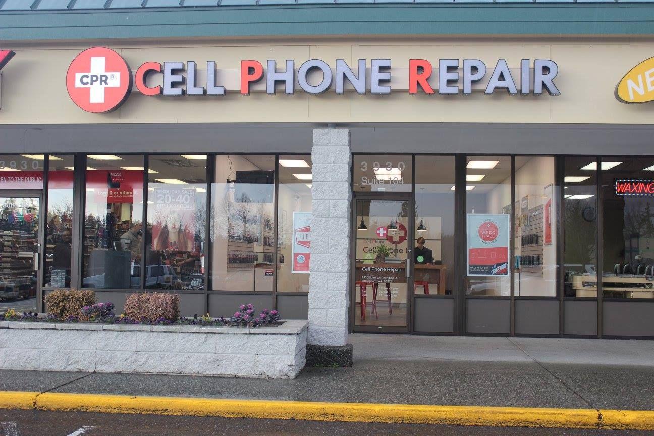 CPR Cell Phone Repair Bellingham, WA   Visit CPR Bellingham for