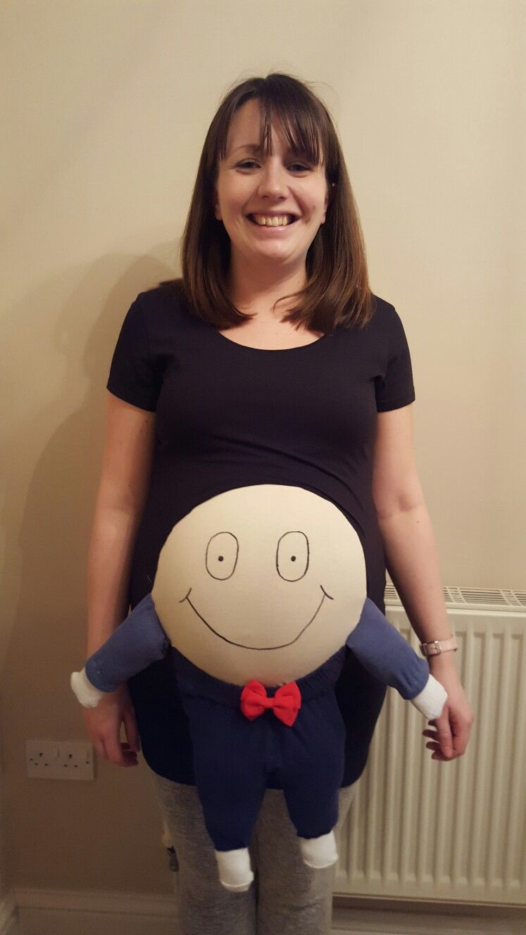 de7f77c58f918 Pregnant world book day character costume. | Halloween Costumes ...
