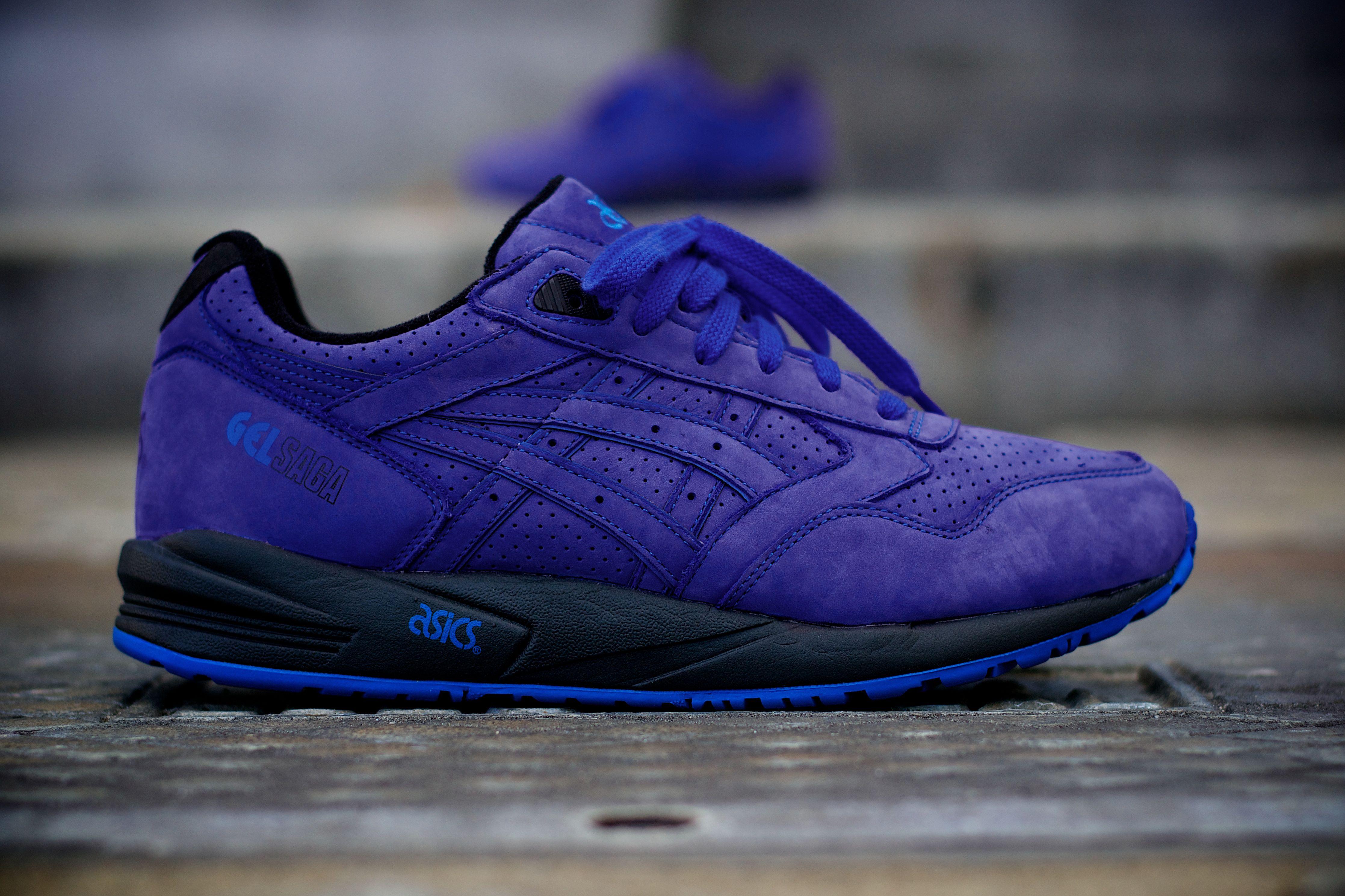 Ronnie Fieg x Asics GEL Saga 'Mazarine Blue' Sneaker ...