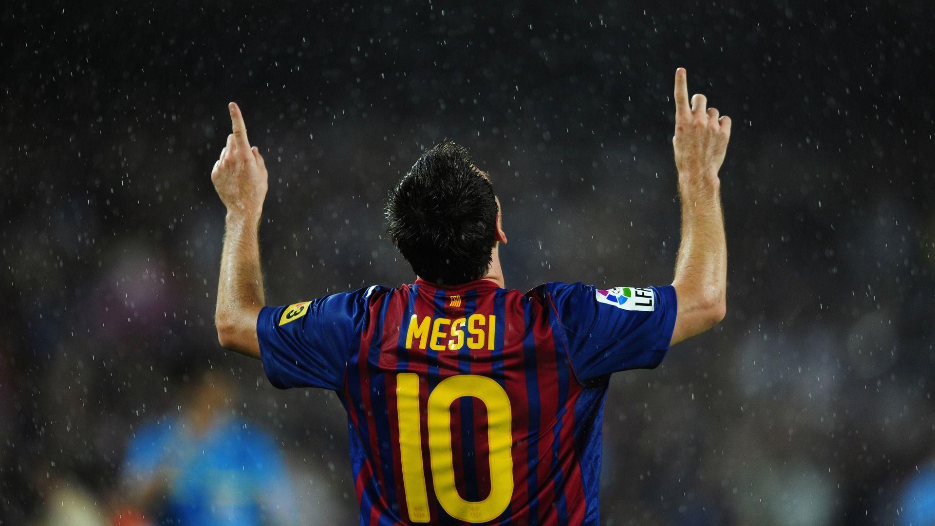 Happy Lionel Messi 1080p Hd Sports Wallpaper Messi Gol Futebol