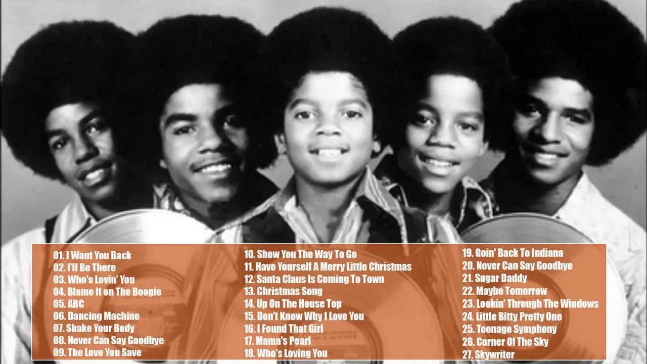 The Jackson 5 Have Yourself A Merry Little Christmas.The Jackson 5 Greatest Hits Songs The Best Songs Of The