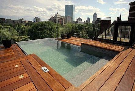 Multi Level Decking Around Infinity Pool Amazing Swimming Pools Rooftop Pool Infinity Edge Pool