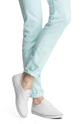 Esprit (casual cotton lace-up shoe)