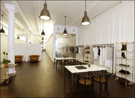 In Tribeca We Design Alexander Wang Moves In And Sets To Intro