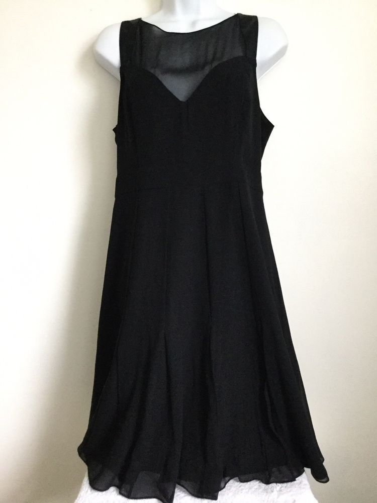 0f5fd603e32df Ladies Ted Baker Size 3 (10-12) Silk Dress Material 100% Silk with ...