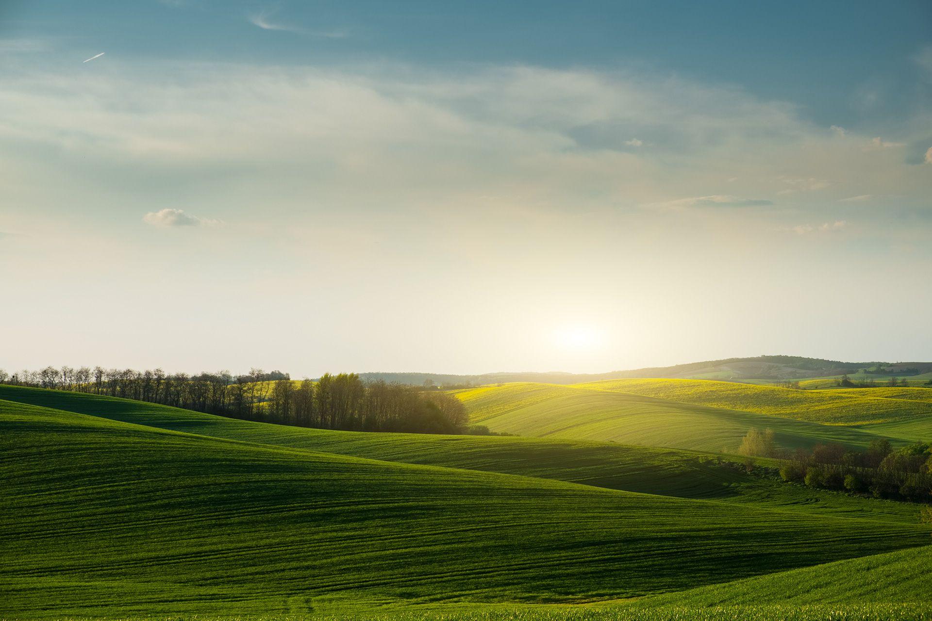 Rural Landscapes On Behance Landscape Landscape Photography Rural Landscape