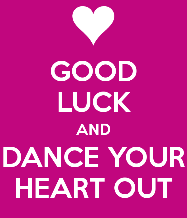 Sarah Howe Cookson Good Luck To All Dancers Competing At Helen
