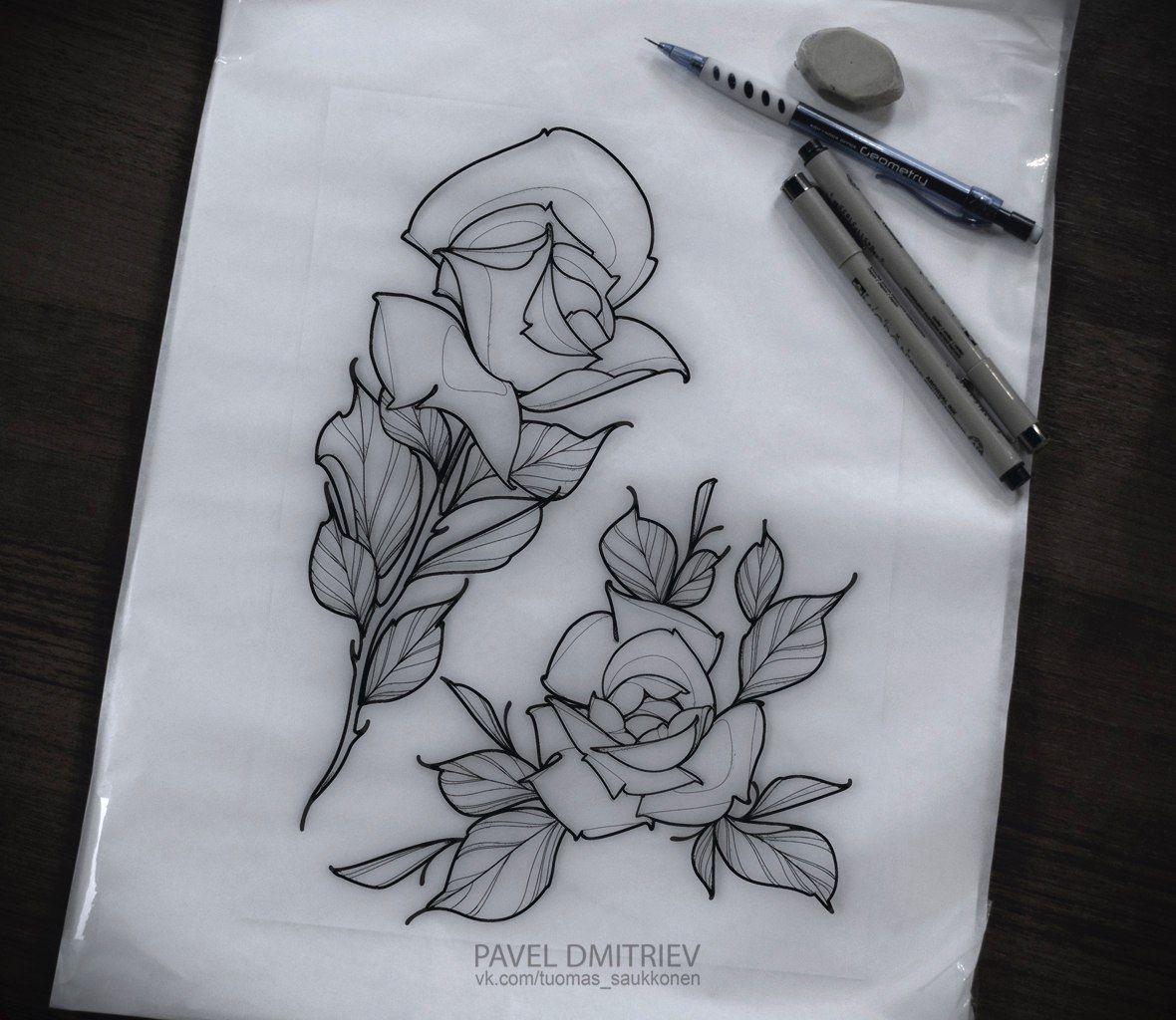 Pavel Dmitriev Blackwork Blackworkers Tattoo Dotwork Linework Blacktattoo Neotraditional Portrait Drawin Flower Tattoo Designs Tattoos Peony Drawing
