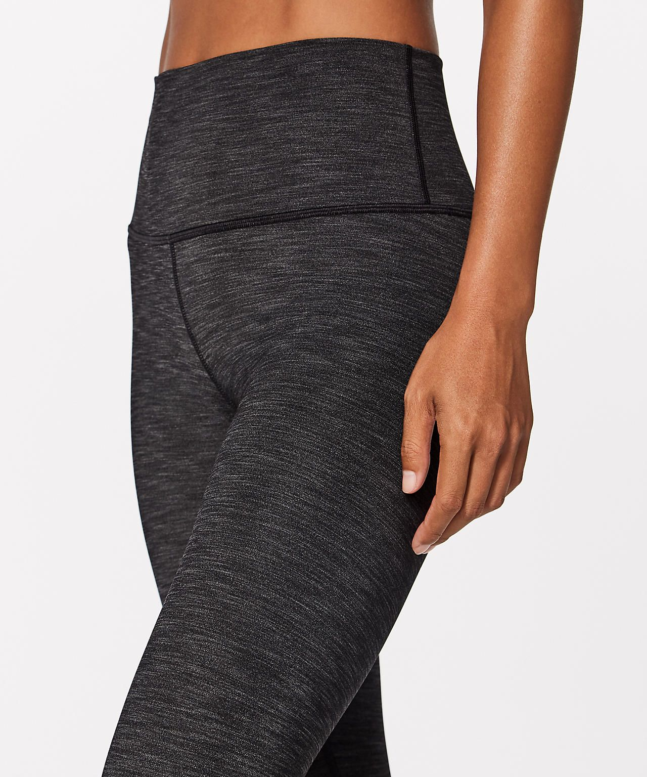 24964bc5747dbf heathered black Lululemon Athletica, Pants For Women, Tights, Leggings,  Stockings