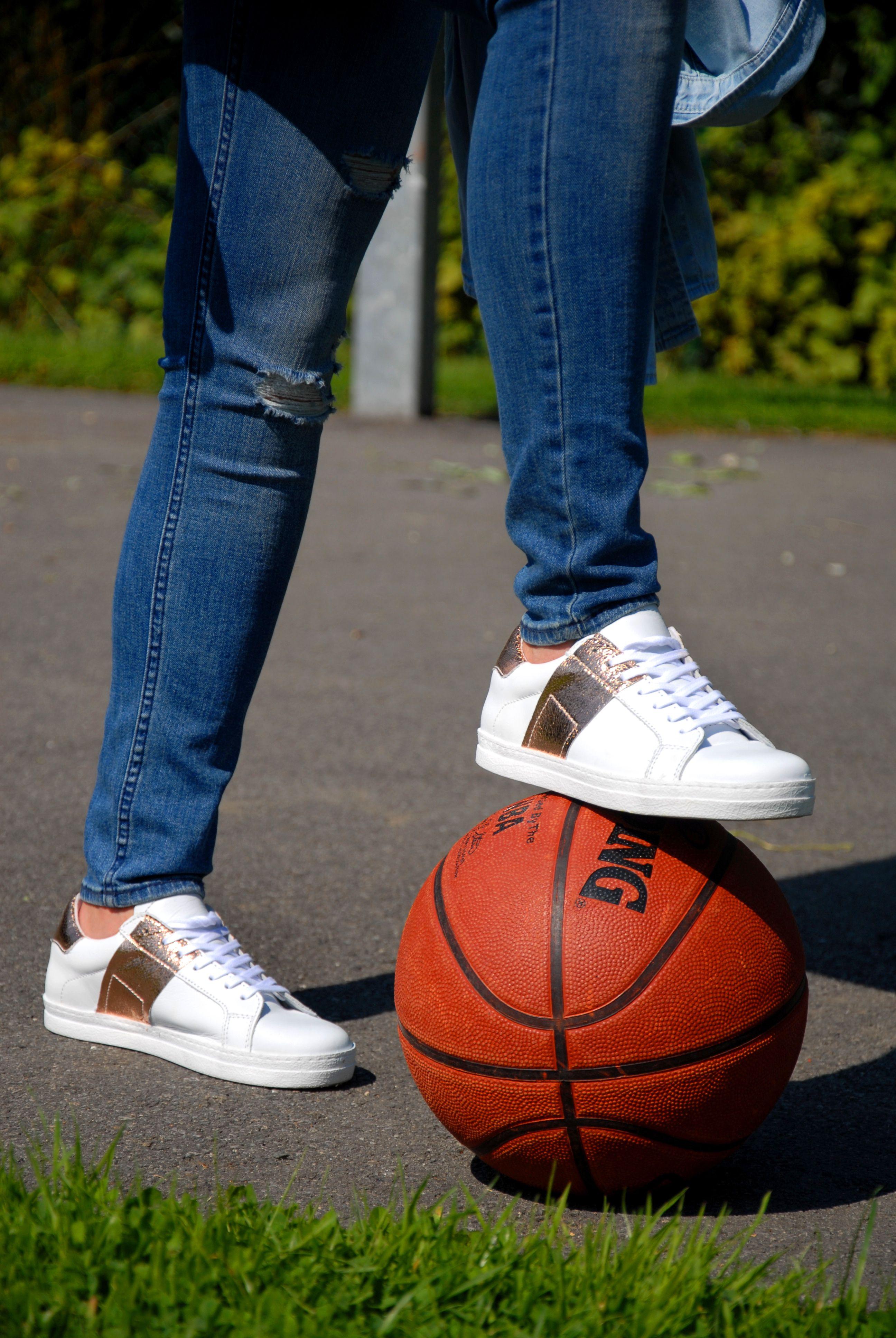 Kickers #sneakers wit | Brantano.be