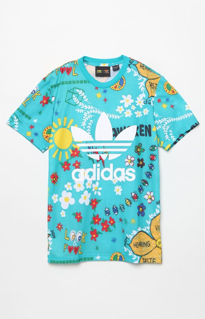 9f108aff989b adidas x Pharrell Williams Artist T-Shirt