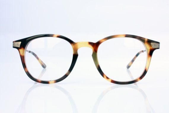 Vintage style eye glasses very