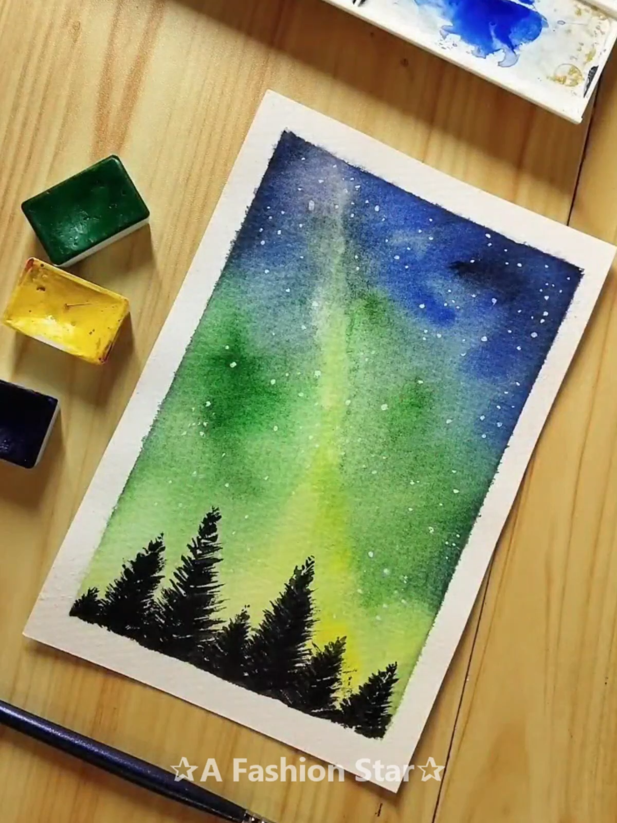 14 Easy And Beautiful Watercolor Painting – Watercolor Painting Ideas