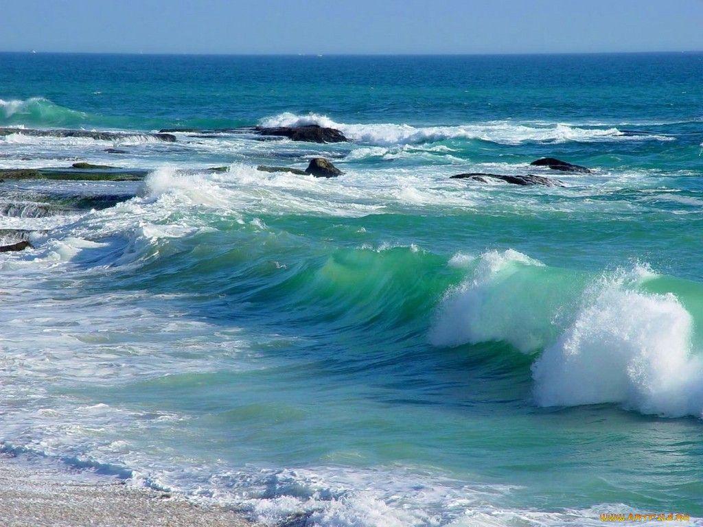 Обои Природа Моря/Океаны, обои для рабочего стола ...