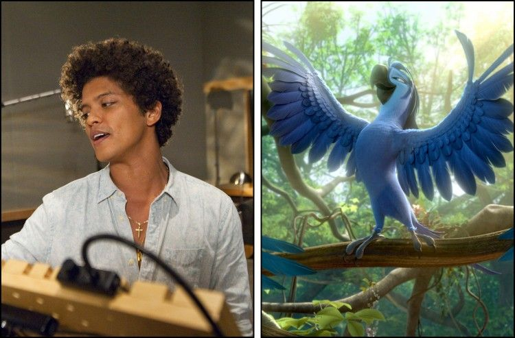 Bruno Mars In #Rio2? This Interview Is For The Birds