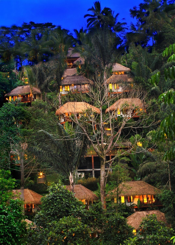 Nandini Bali Resort Spa Ubud Payangan Indonesie Hotel
