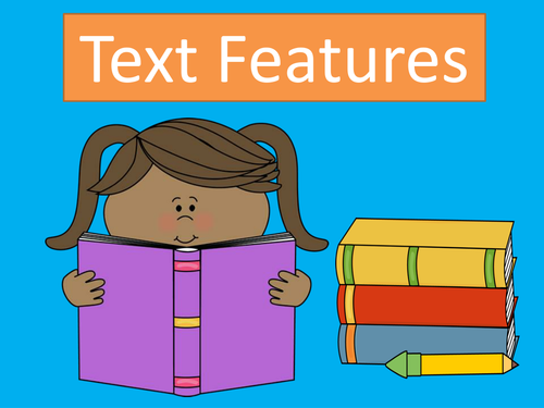 This lesson will help your students to understand and identify nonfiction text features!