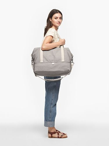 a3cd6f38527 The Catalina Deluxe - Washed Canvas - Dove Grey - Small | Yes please ...