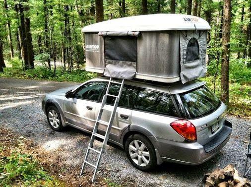 Subaru Roof Top Tent