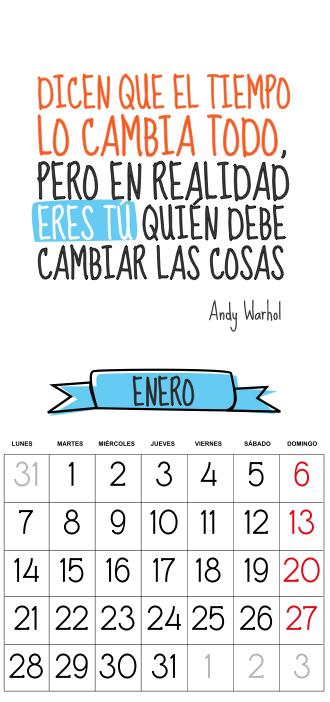 Calendario Gratuito 2013 Para Emprendedores Calendario