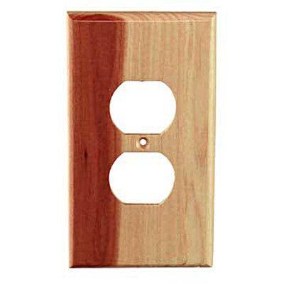 Sierra Lifestyles Traditional 1 Duplex Finish: Tennessee Aromatic Cedar