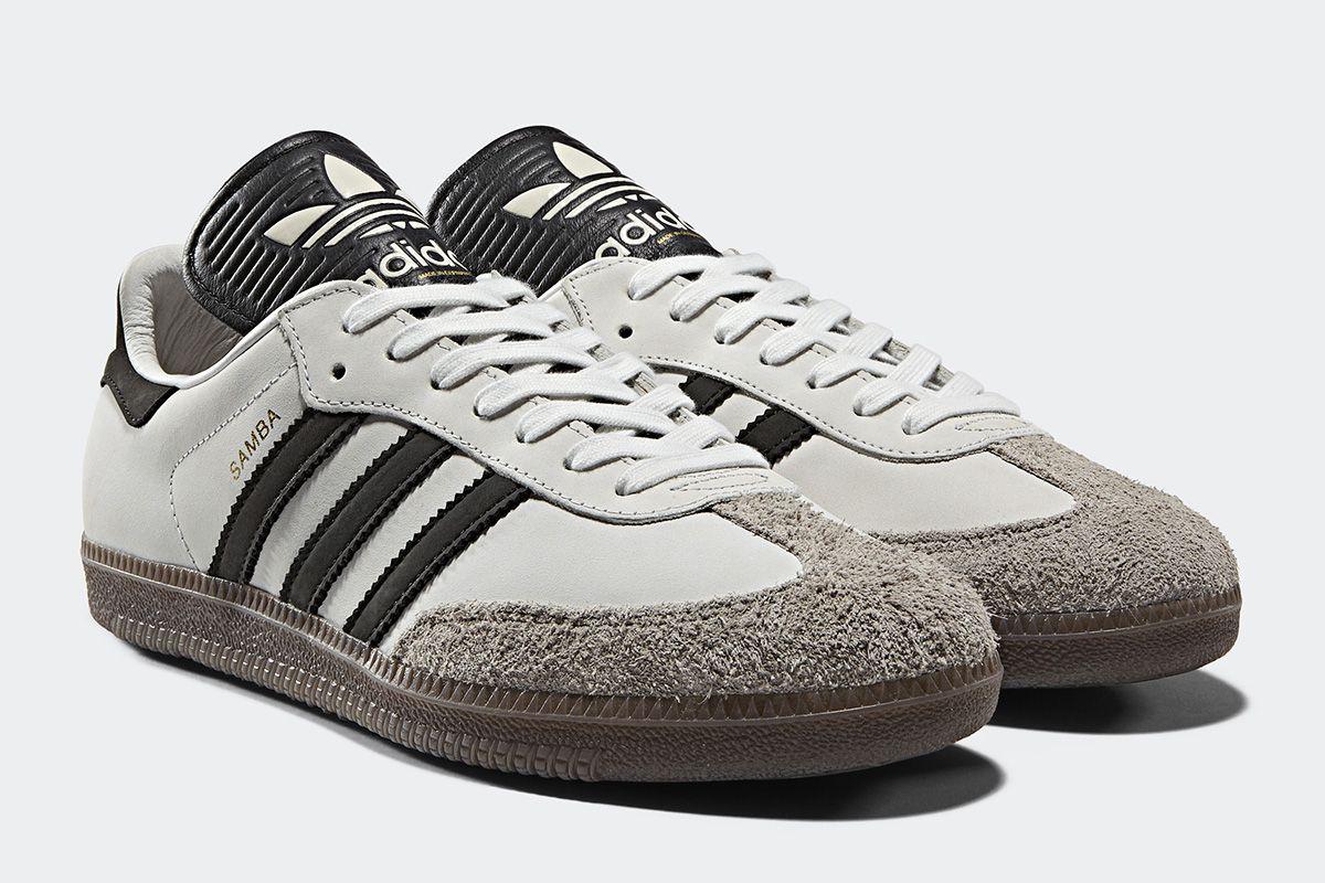 online retailer ad3b1 9501a adidas  Made in Germany  Samba - EU Kicks  Sneaker Magazine