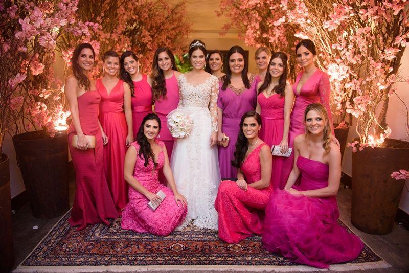 Casamento rústico-chique: Sabina & Rodolpho | Vestiditos, Damas y Amigos