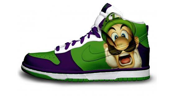 Tenis Nike personalizados con dibujos que hace un ilustrador ... cd96eb20f839c