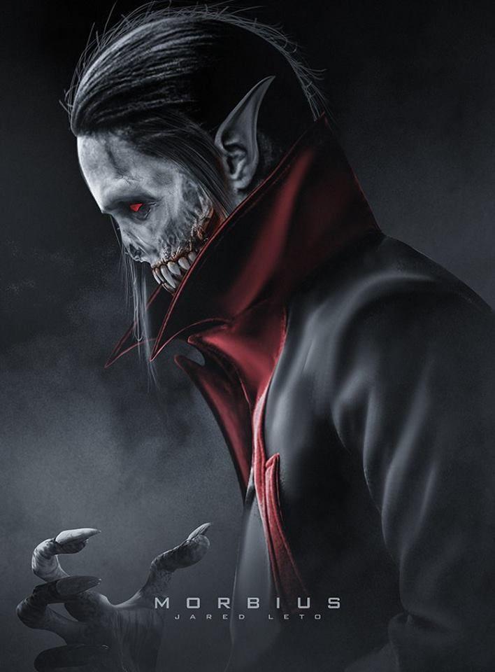 House of Comics — Jared Leto as Morbius by BossLogic | Morbius the living vampire, Vampire art, Marvel