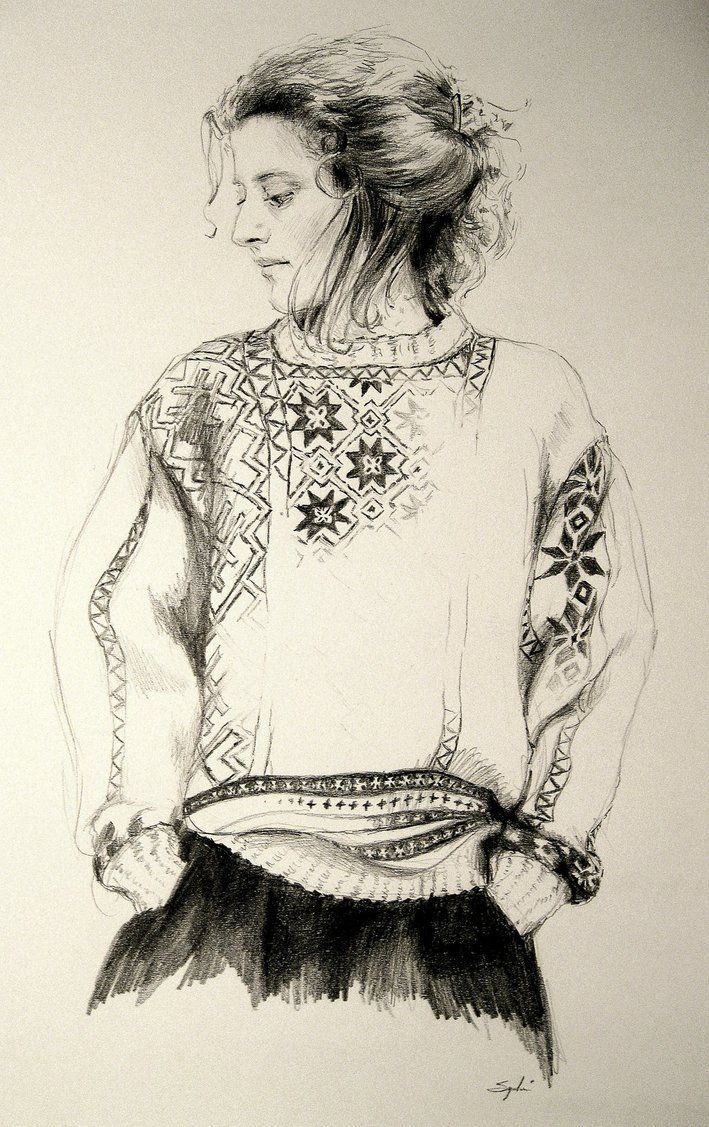 Drawing by Sydni - 2012