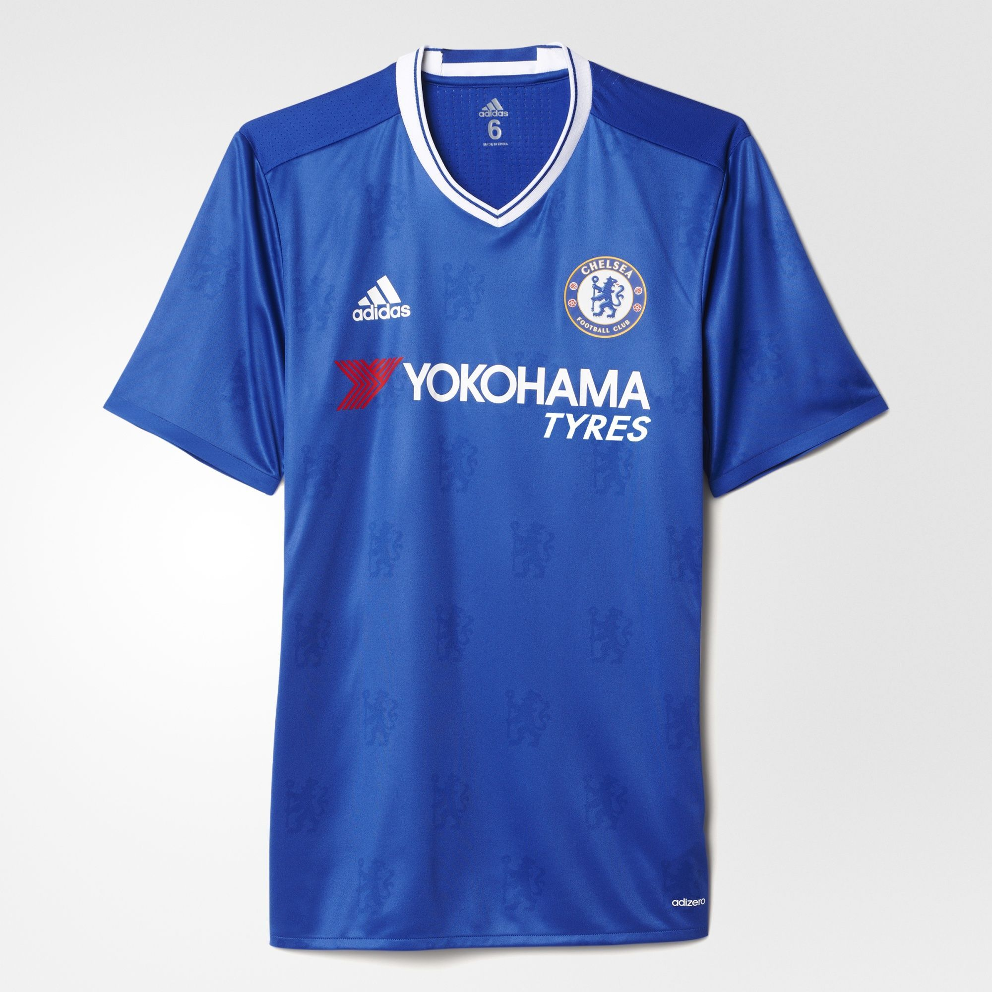 huge discount d143a 03903 Adidas CHELSEA (authentic) 2015-16 (home) | Jersey ...