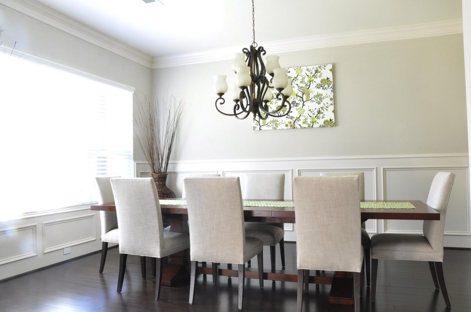 Best Agreeable Gray Sherwin Williams Dining Room Updates 400 x 300