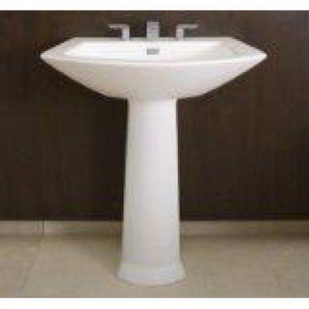 Shop By Brand Modern Pedestal Sink Pedestal Sinks Bathroom Sink