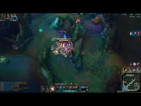 Lulu makes a triple kill but didn't expect what was going to happen... https://www.youtube.com/watch?v=Bwt7b0pzJFo #games #LeagueOfLegends #esports #lol #riot #Worlds #gaming