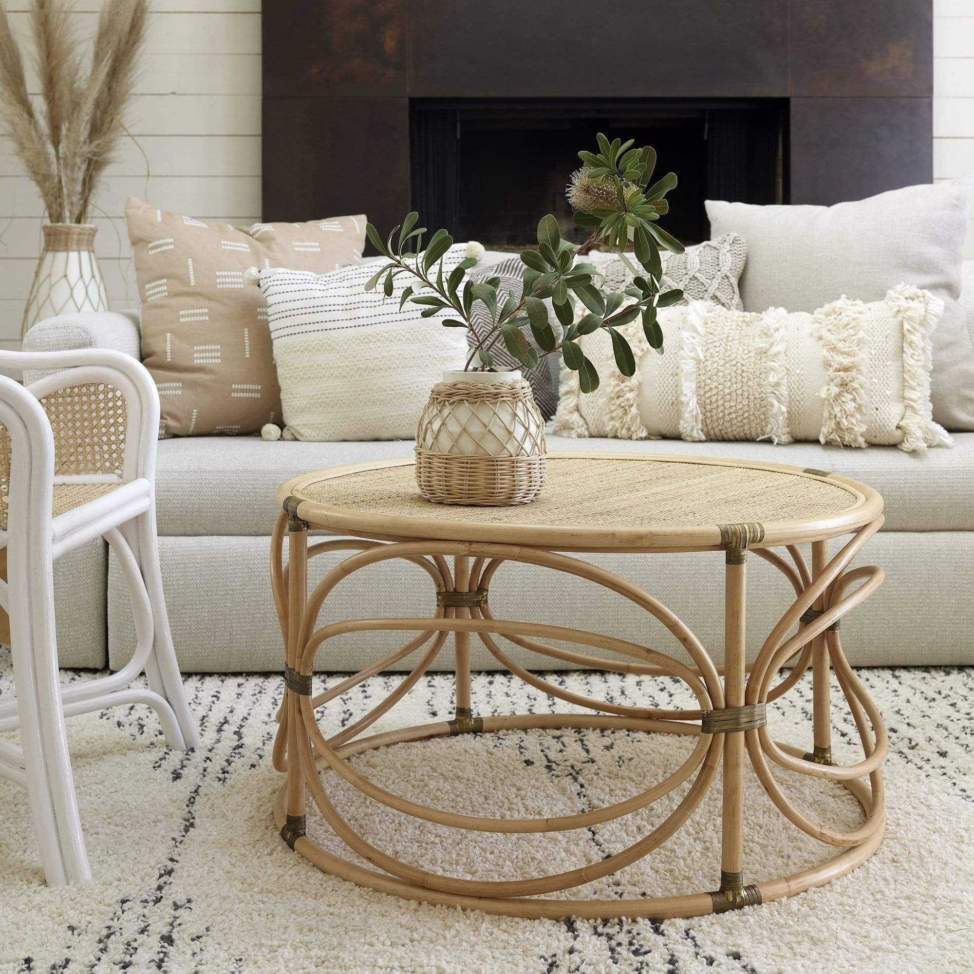 Selamat Edith Coffee Table In 2021 Boho Living Room Coffee Table Art Deco Coffee Table [ 2000 x 2000 Pixel ]