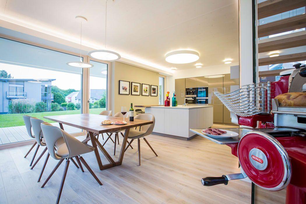Küche mit essbereich esszimmer von arkitura gmbh in 2018 Dining